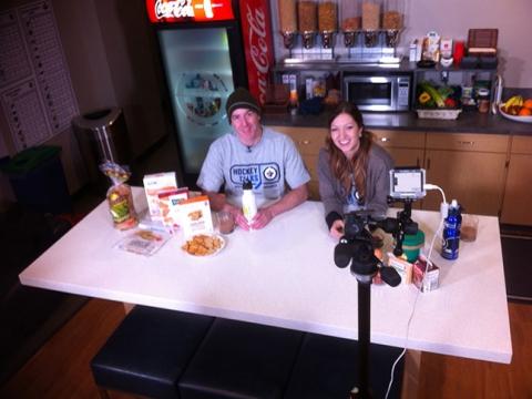 filming-food